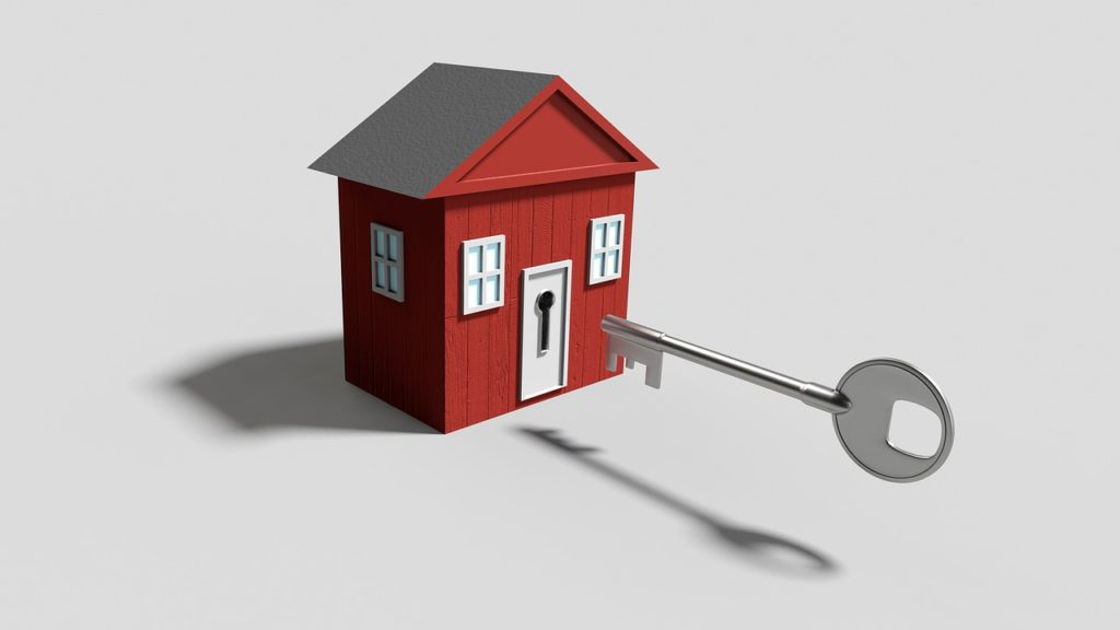 Rent in a DTI ratio
