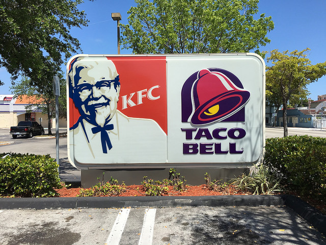 Does Pepsi own Taco Bell
