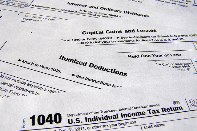 Tax Returns and Underwriter