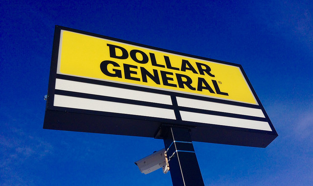 Walmart ownship of Dollar General